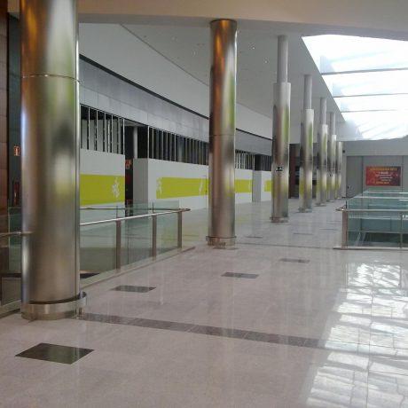 COLUMNAS Y BARANDILLAS ESTACION AVE